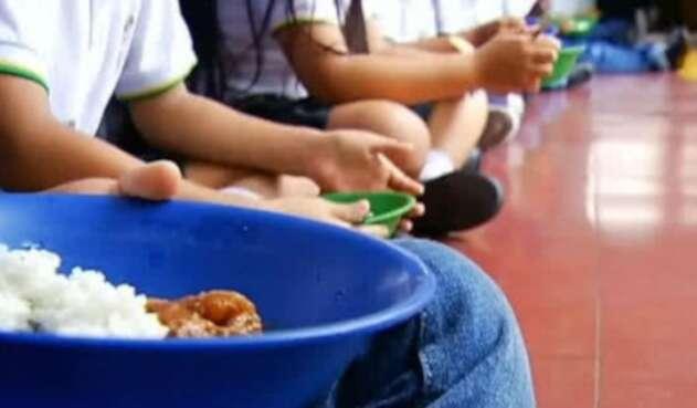 Plan de Alimentación Escolar (PAE), en investigación.