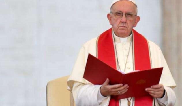 Papa Francisco en la misa de los miércoles