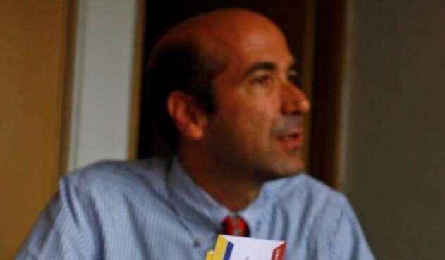 Pedro Medina, presidente de la Fundación Yo creo en Colombia