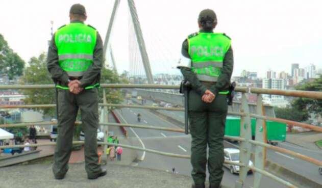 La Policía Metropolitana de Pereira