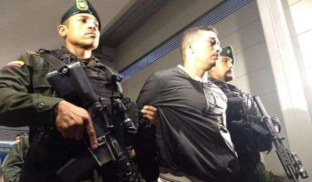 Alias 'Pichi Belén' capturado en Tolú.