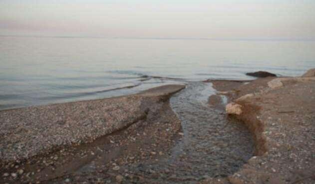 Playa de Francia