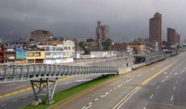 Puente de Transmilenio