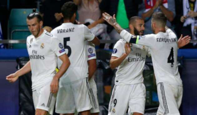 Real Madrid perdió la Supercopa de Europa