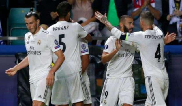 Real Madrid 2018-2019