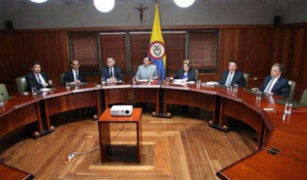 Reunión judicial