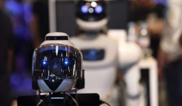 Robots en Francia