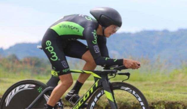 Rodrigo Contreras ciclista EPM