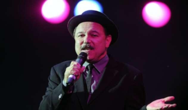 Rubén Blades, cantante puertoriqueño