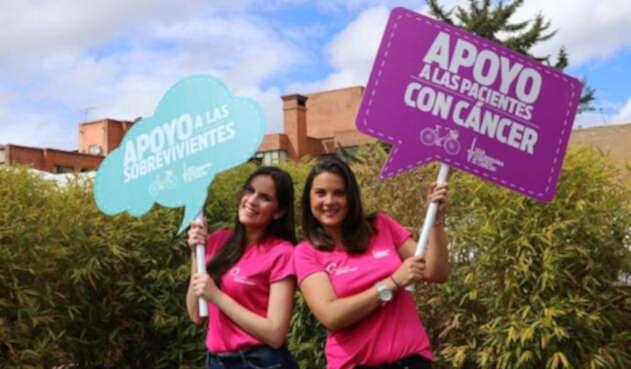 Imagen de La Ruta por la vida - Pedaleo contra el cáncer de seno