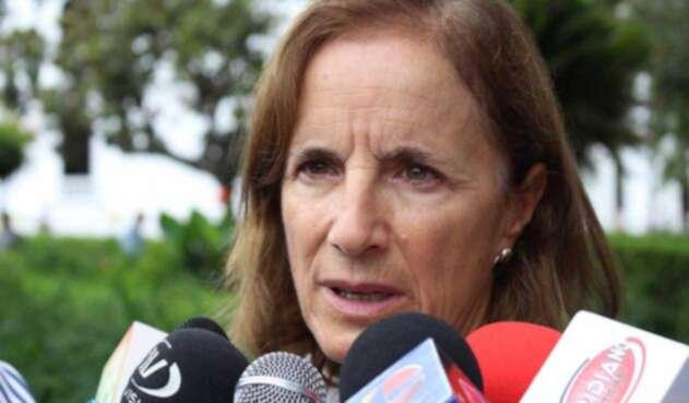 Salud Hernández, periodista que fue retenida por el ELN en 2017