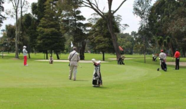 El San Andrés Golf Club de Funza, en Cundinamarca