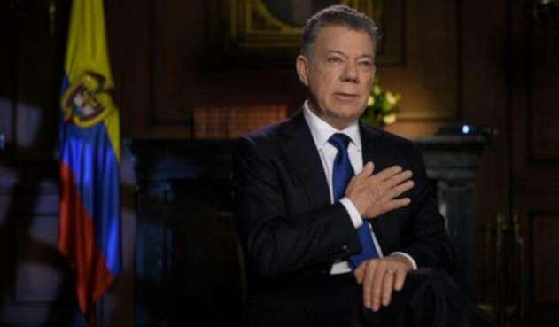 Juan Manuel Santos deja la Presidencia este 7 de agosto.