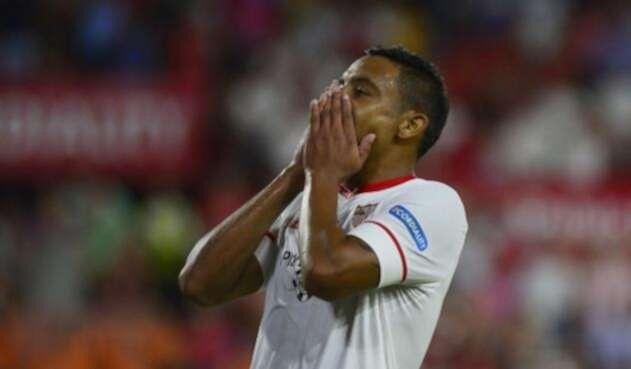 Luis Fernando Muriel, jugador del Sevillla