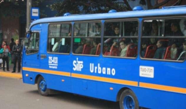 Sistema Integrado de Transporte (SITP)