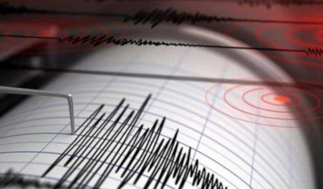 Medidor de actividad sísmica