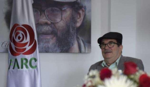 Rodrigo Londoño, Timochenko, líder de la Farc