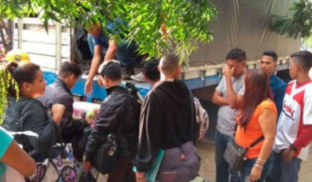 Pasaporte venezolanos