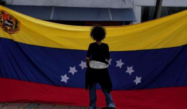 Muchos venezolanos tienen a Colombia sólo como ruta de tránsito