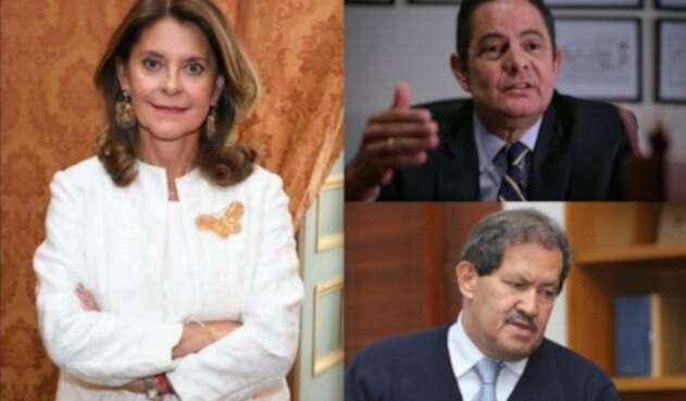 Los vicepresidentes con problemas de salud en Colombia