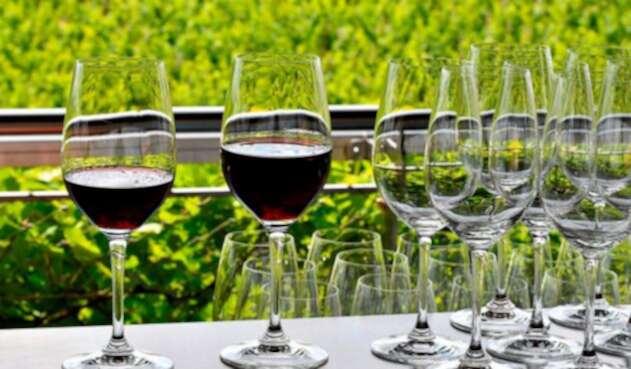 Una copa de vino era buena para la salud
