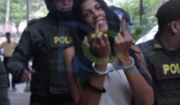 """Juez define hoy si envían a la cárcel a alias """"La Madame"""""""