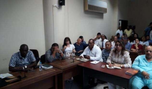 Fiscalía pedirá medida intramural contra políticos en Barranquilla