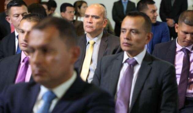 Militares procesados en la JEP por falsos positivos