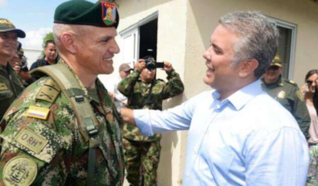 Presidente Iván Duque viajó a Tumaco
