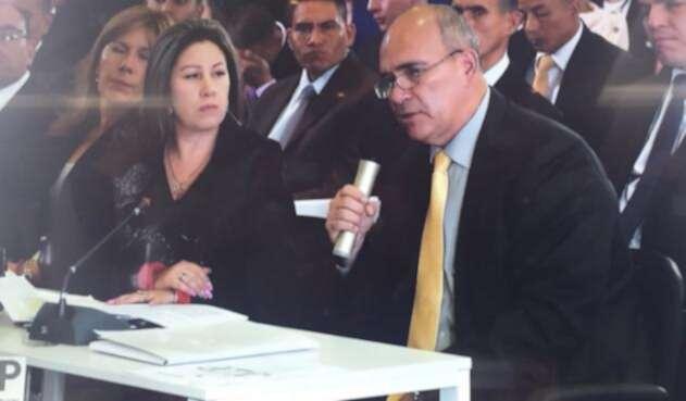 Teniente coronel (r.) Gabriel de Jesús Rincón Amado, señalado de los falsos positivos de Soacha.