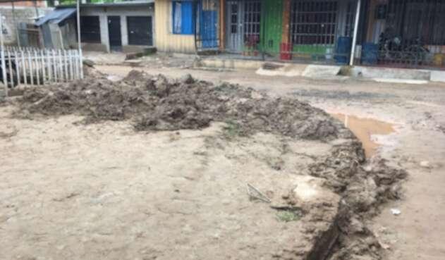 Mocoa: Desolación tras la avalancha 3