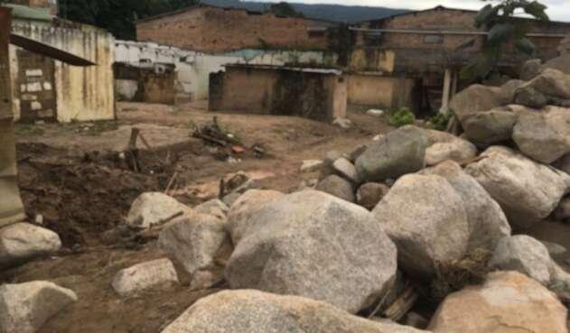 Mocoa: Desolación tras la avalancha 2