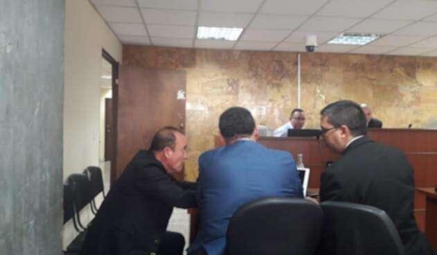 Audiencia Santiago Uribe Vélez.