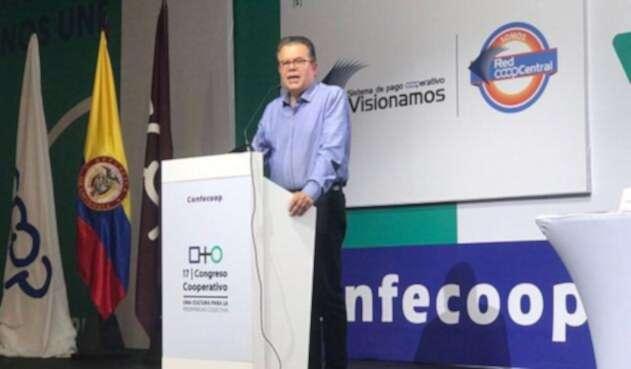El anuncio lo hizo el ministro de hacienda durante el 17 Congreso Cooperativo en Cartagena