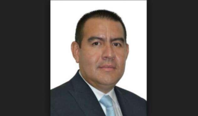 Representante Wilmer Carrillo