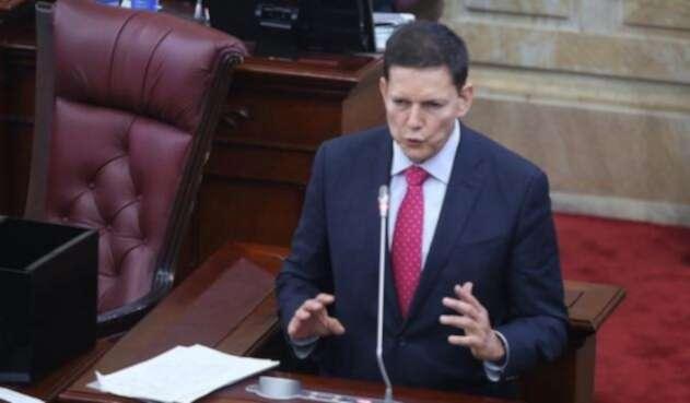 Wilson Ruíz, candidato a la Contraloría