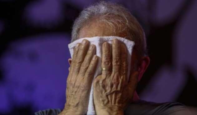 Expresidente brasileño Luiz Inácio Lula da Silva.