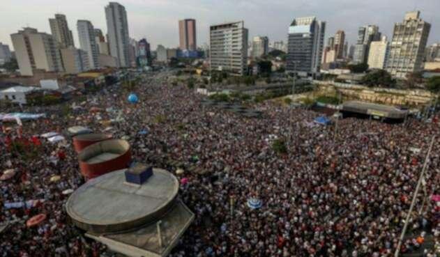Población brasilera
