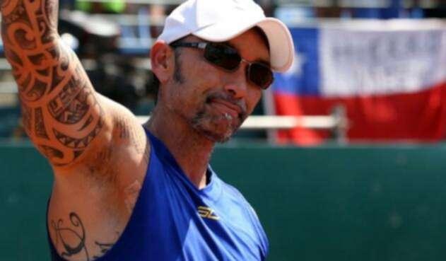 El ex tenista chileno Marcelo 'Chino' Ríos