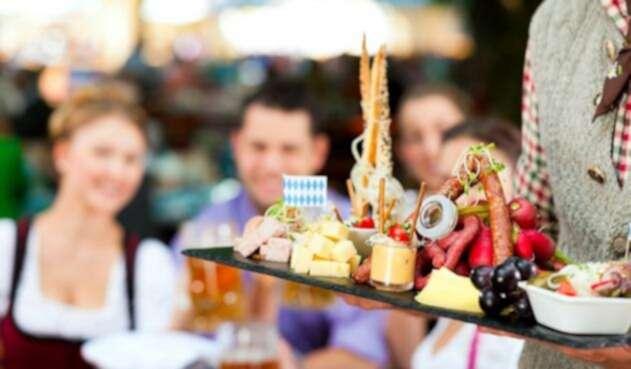 El Oktoberfest es un festival autóctono de Baviera