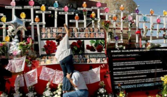 En lo que va del año se han registrado 1.600 homicidios dolosos en Jalisco.