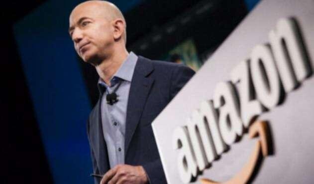 Jeff Bezos, jefe de Amazon, es el hombre más rico del mundo.