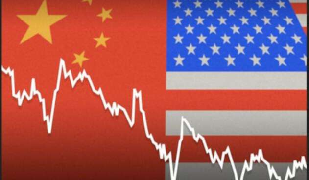 Guerra económica entre China y Estados Unidos