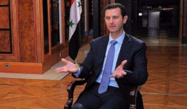 """""""Yo no soy un pelele de Occidente, tengo que vivir y morir en Siria"""", dijo Bashar al-Assad en 2012"""