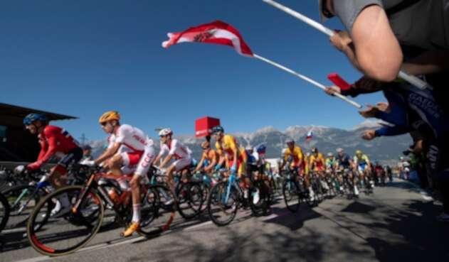 """Valverde habla de genética y de asumir que la bicicleta es su """"oficina"""", su gran amor de siempre"""