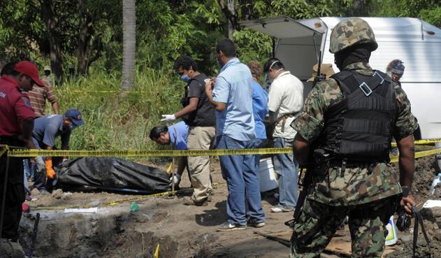 Según cifras oficiales, más de 37.000 personas están reportadas como desaparecidas en México.