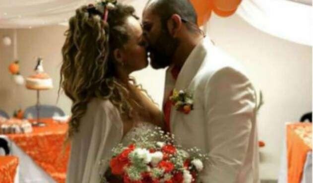 Matrimonio Yolanda Rayo.