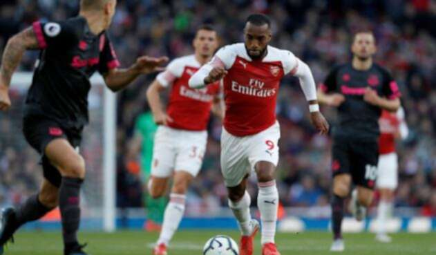 Alexander Lacazzette, Arsenal, Premier League