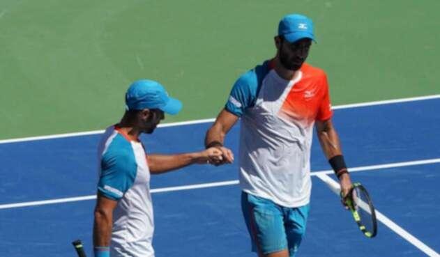 Robert Farah y Juan Sebastián Cabal, otra vez en unas semifinales de 'Grand slam'