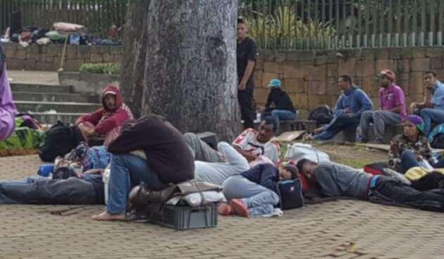 Niños venezolanos